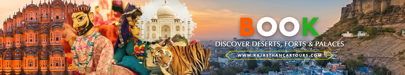 Discover Deserts, Forts & Palaces Tour Packages